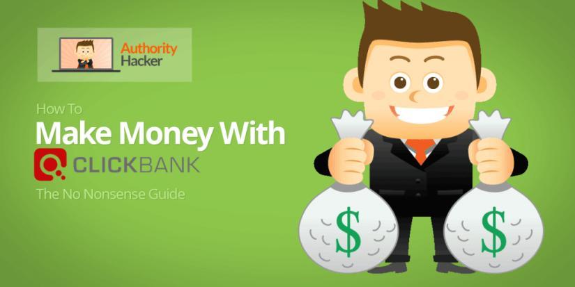 ClickBank-Kiếm tiền từ ClickBank-từ tiếp thị liên kết với ClickBank